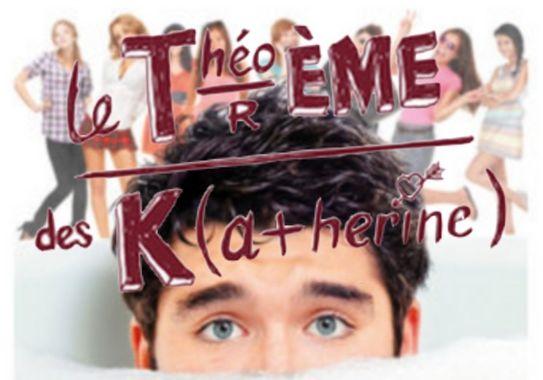 Le théorème des Katherine de John Green