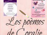 Les poèmes de Coralie